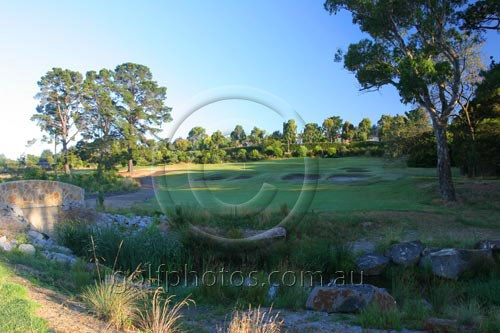 Riversdale Golf Club Hole 14