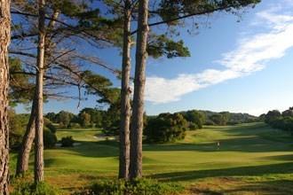 Sorrento Golf Club Hole 1