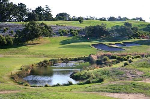 Sorrento Golf Club Hole 2