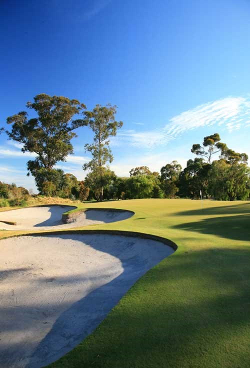 Huntingdale Golf Club Hole 1