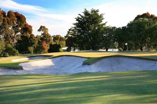 Huntingdale Golf Club Hole 2