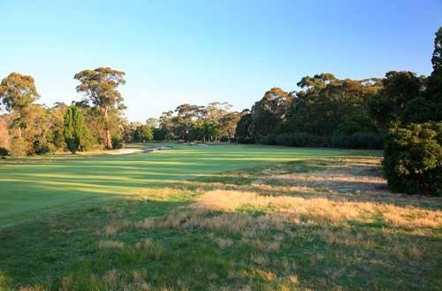 The Metropolitan Golf Club Hole 1