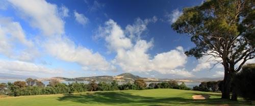 Tasmania Golf Club Hole 3