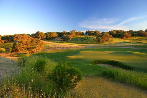 Moonah Links (Open Course) Hole 4