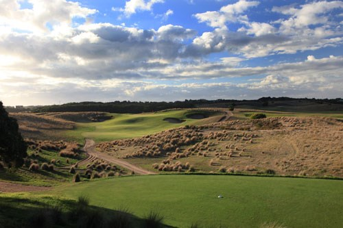 Moonah Links (Open Course) Hole 5