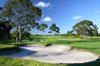 Spring Valley Golf Club Hole 1