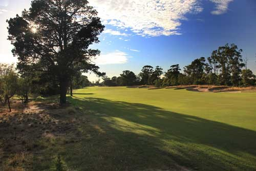 Woodlands Golf Club Hole 2