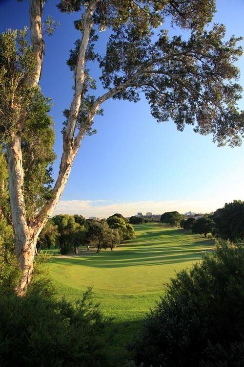 Bonnie Doon Golf Club Hole 1