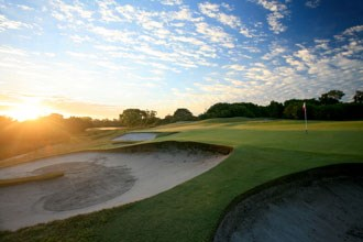 The Royal Melbourne Golf Club (West Course) Hole 2
