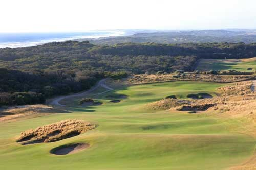 The National Golf Club (Gunnamatta Course) Hole 1