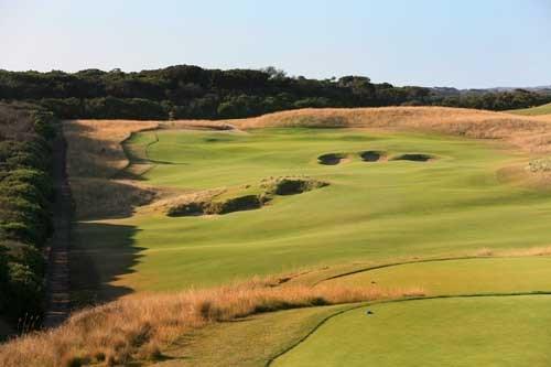 The National Golf Club (Gunnamatta Course) Hole 2