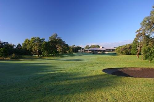 Newcastle Golf Club Hole 2