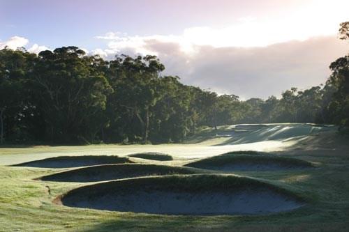Newcastle Golf Club Hole 4