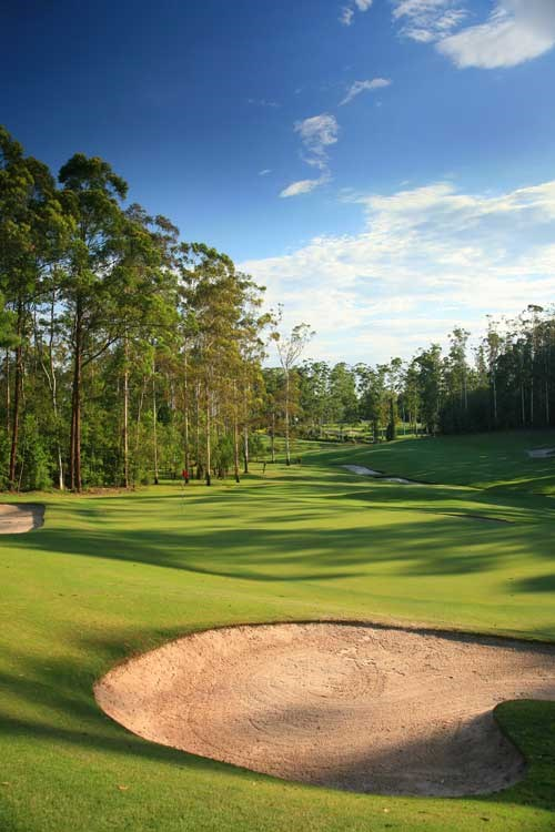 Bonville Golf Resort Hole 1