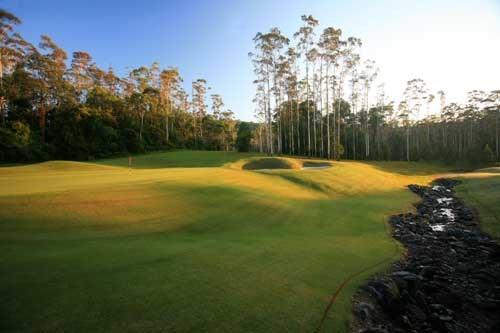 Bonville Golf Resort Hole 10