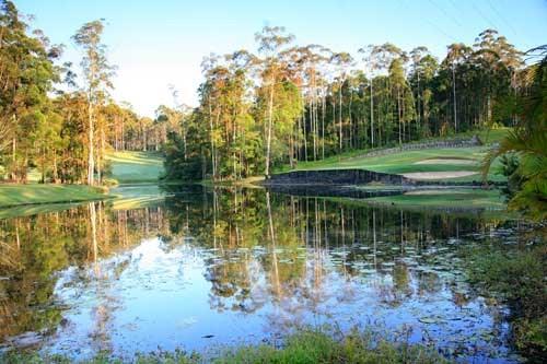 Bonville Golf Resort Hole 17