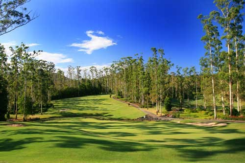 Bonville Golf Resort Hole 18