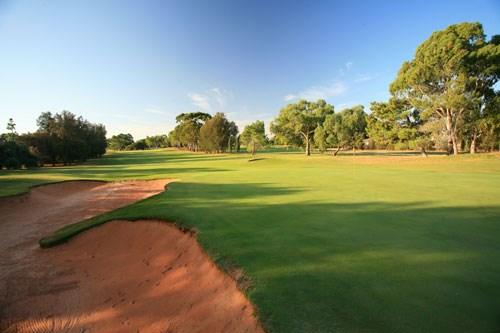 Grange Golf Club (East) Hole 1