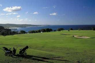 Narooma Golf Club Hole 1