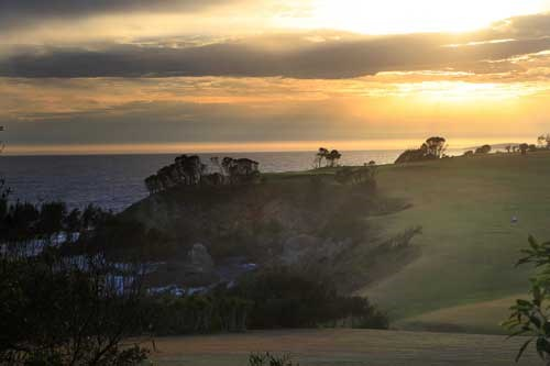 Narooma Golf Club Hole 2