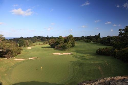 Elanora Country Club Hole 1