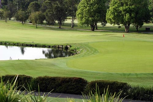 Indooroopilly Golf Club (Long Pocket Course)