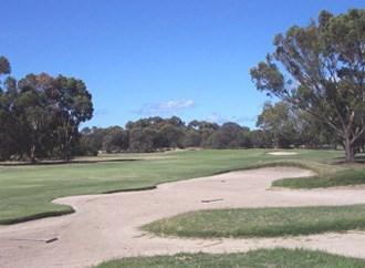 Curlewis Golf Club