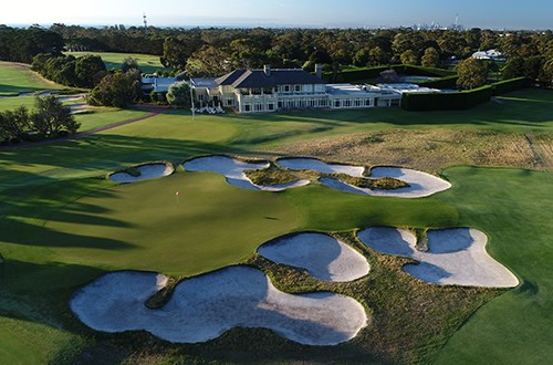 The Royal Melbourne GC (East Course)