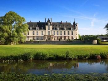 Chateau d Augerville Golf Course