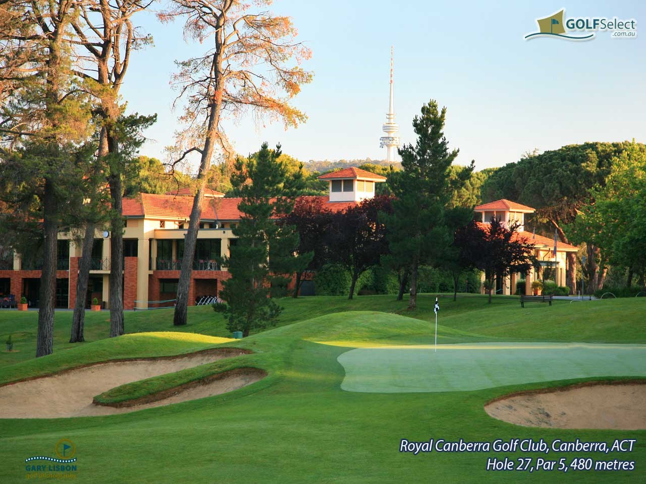 Royal Canberra Golf Club- Westbourne Course  Hole 27, Par 5, 480 metres