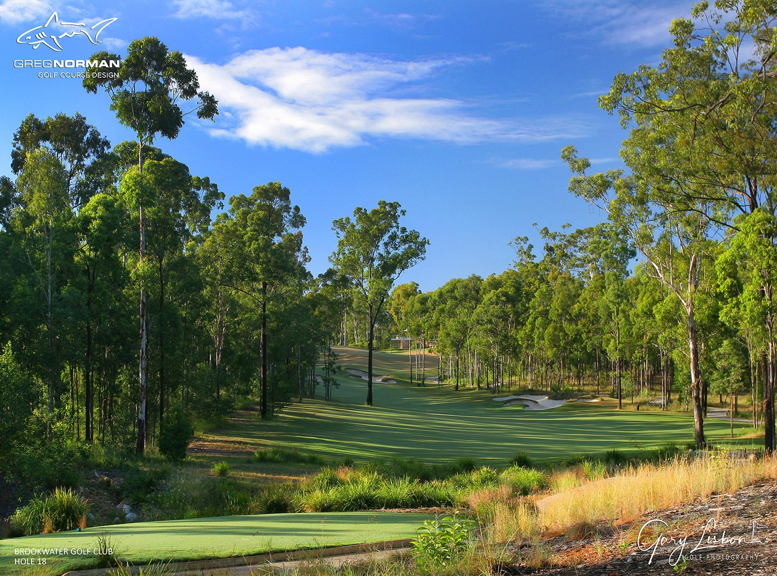 Brookwater Golf & Country Club Hole 18