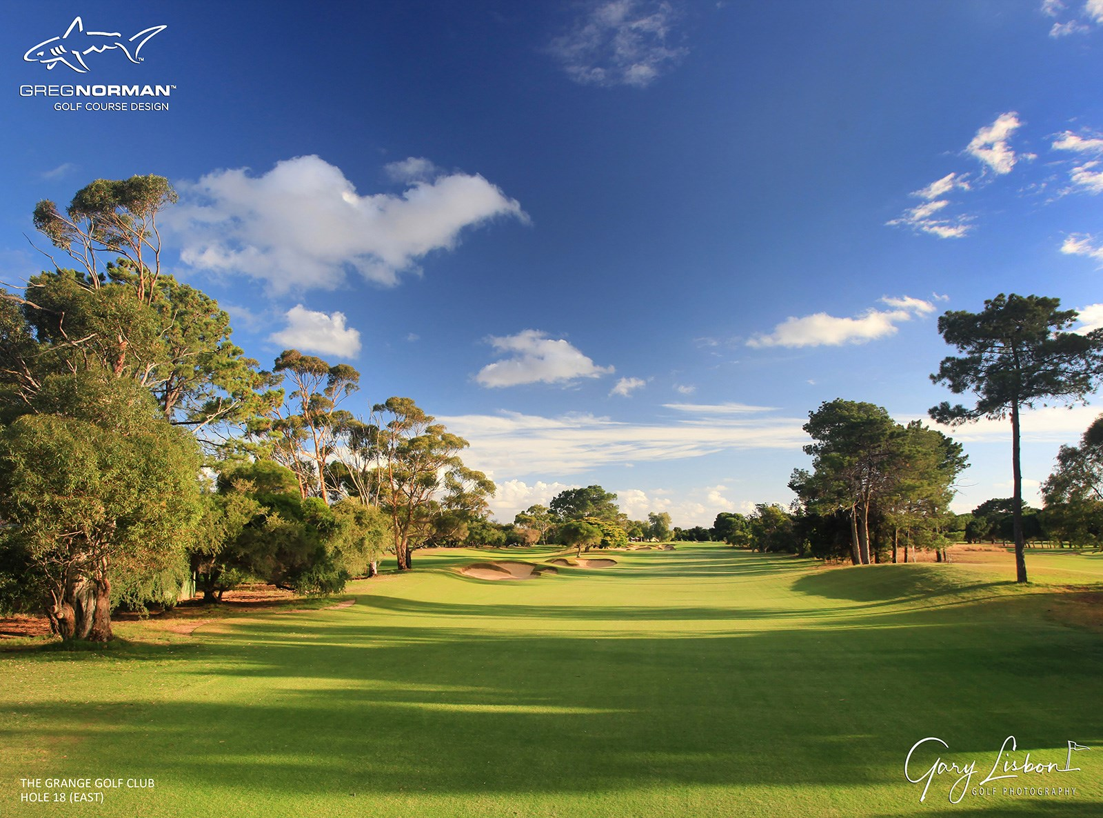 Kembla Grange Golf Club Hole 18