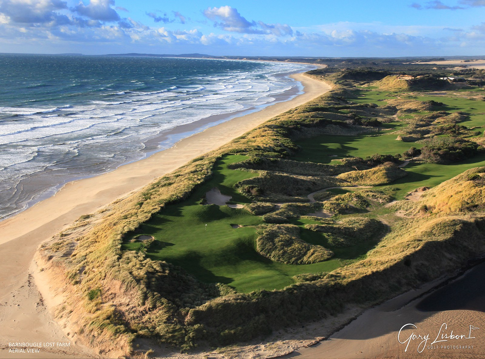 Barnbougle Lost Farm Hole 4