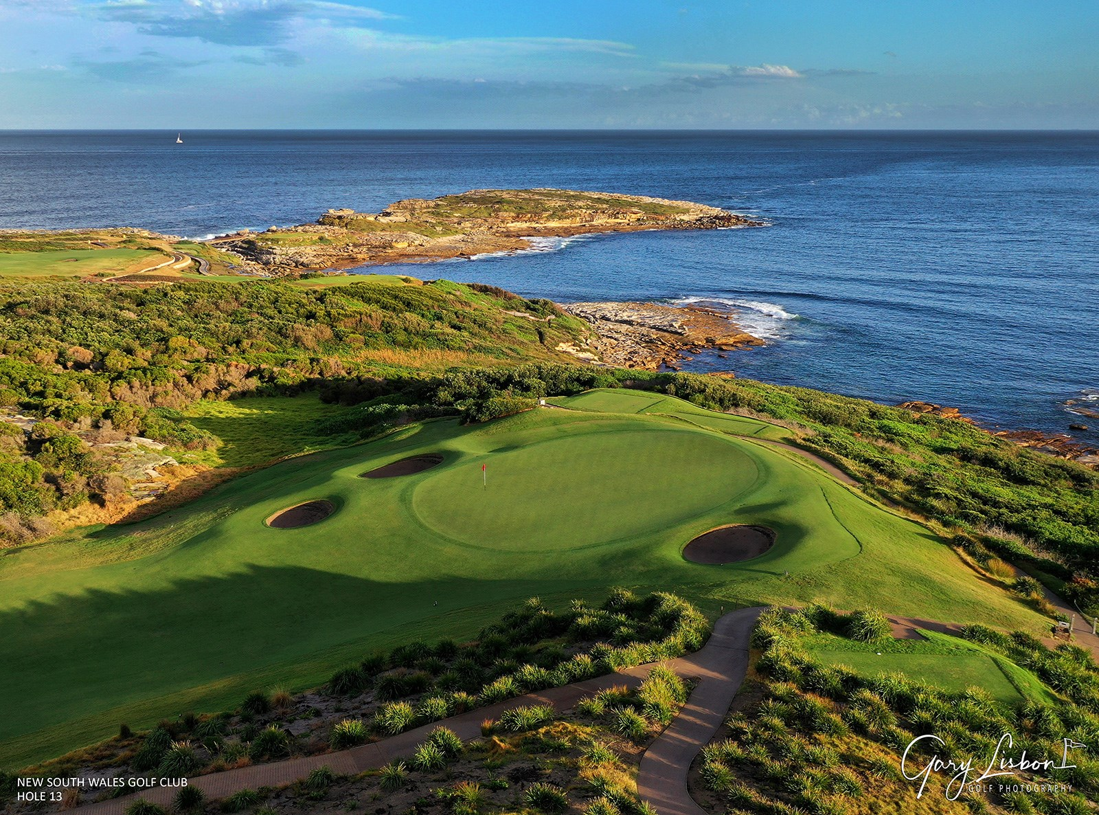The New South Wales Golf Club Hole 13