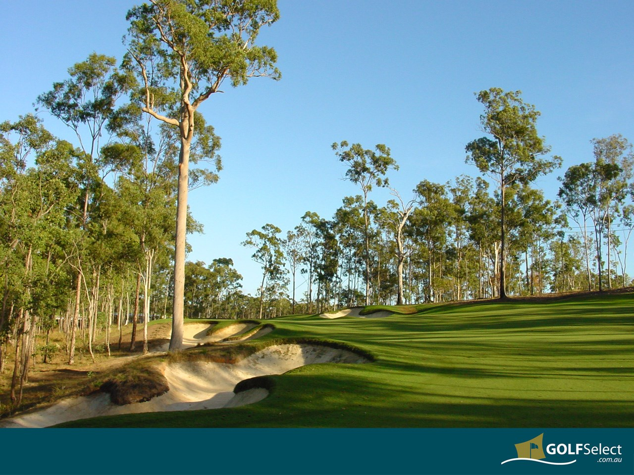 Brookwater Golf & Country Club Hole 9