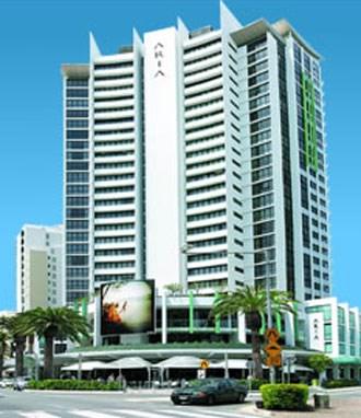 Aria Broadbeach Apartments