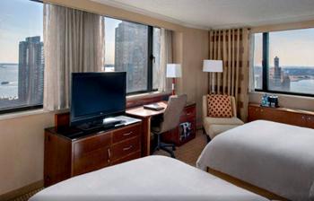 Deluxe Marriott NYC