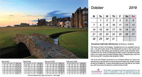 St Andrews Golf Links (Scotland) by Gary Lisbon