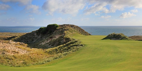 King Island and Barnbougle 'Triangle' trip (incl charter flights)