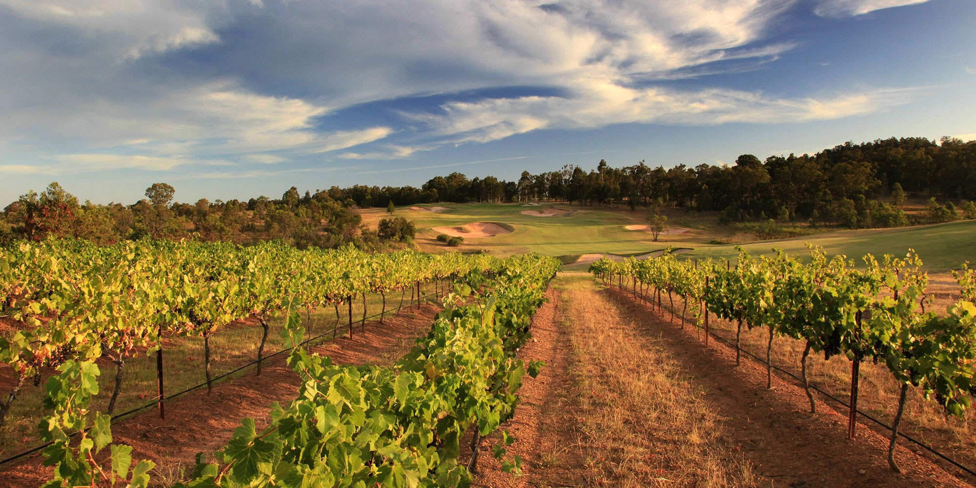 Hunter Valley Golf Holiday (3 nights / 4 games).