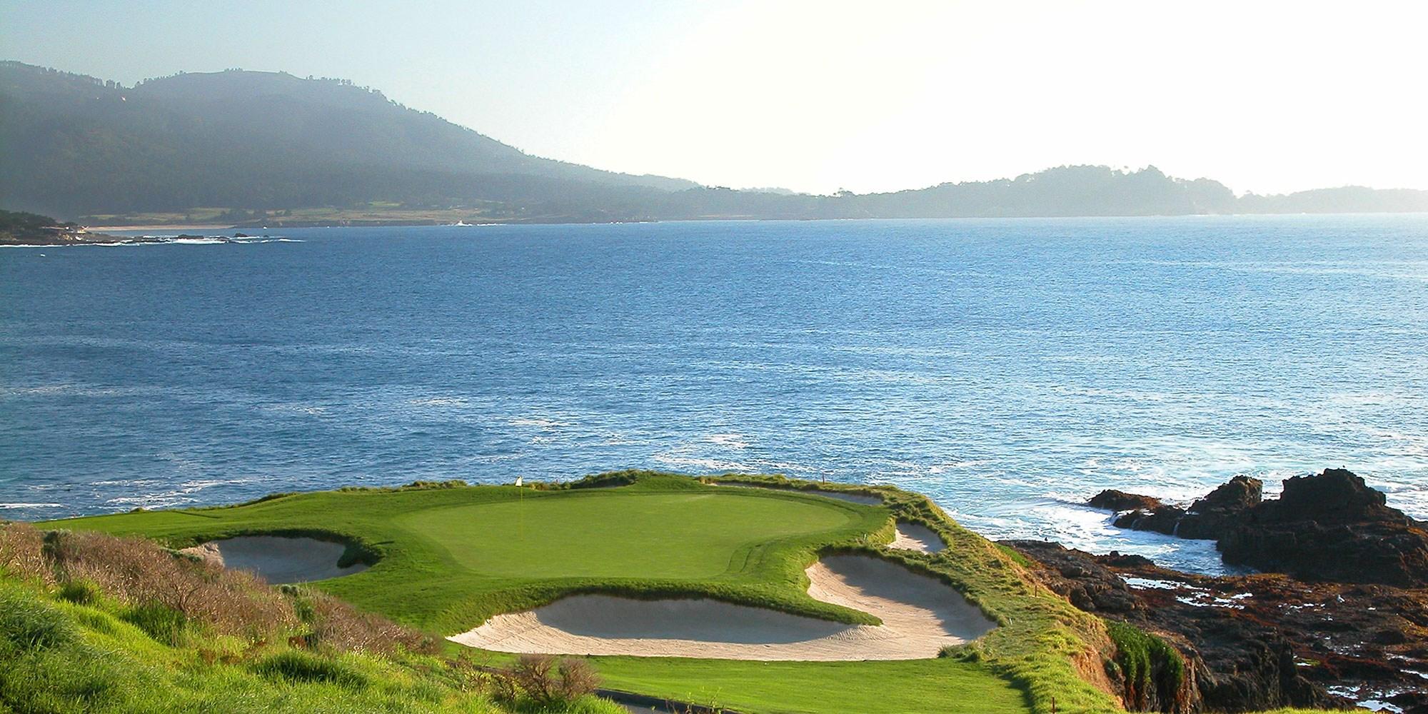 USA - Pebble Beach Trip (Monterey Peninsula) | 8 nights, 5 games