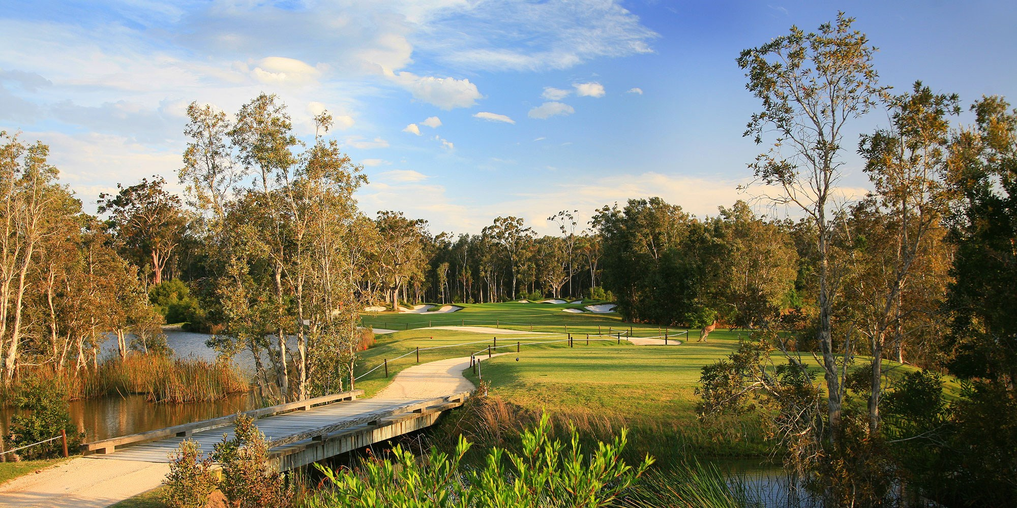 Port Stephens Golf Holiday (6 nights, 4 games)