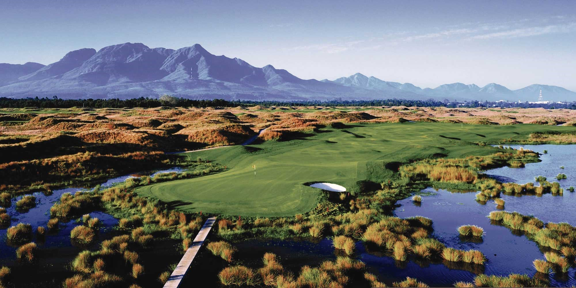Best of South Africa 'Golf & Safari' - Fully Escorted Tour by GOLFSelect (October 13-26, 2017)