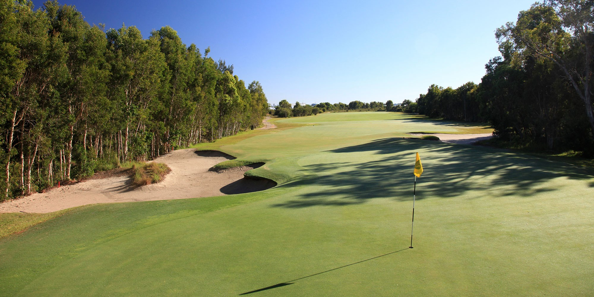 Sunshine Coast Golf Holiday