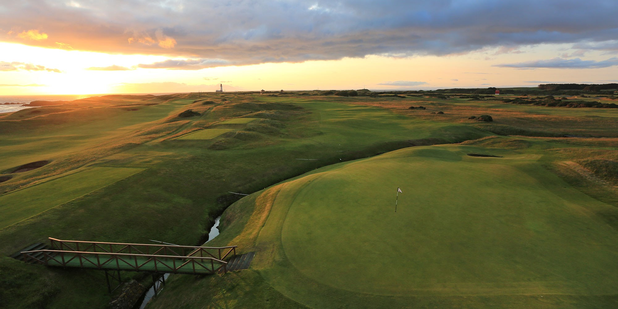 A taste of Scotland - St. Andrews, Carnoustie, Turnberry, Gleneagles (6 nights / 4 games)