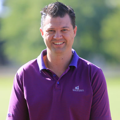 Matthew Ridge, Golf Travel Manager, GOLFSelect