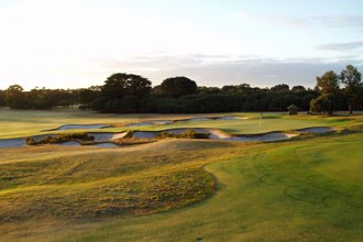 The Royal Melbourne Golf Club (East Course)