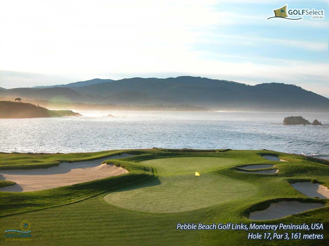 Golf Course Screensavers