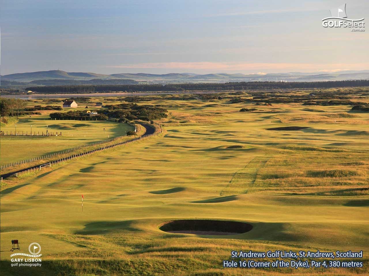 Old Course, St Andrews, Fife, Scotland