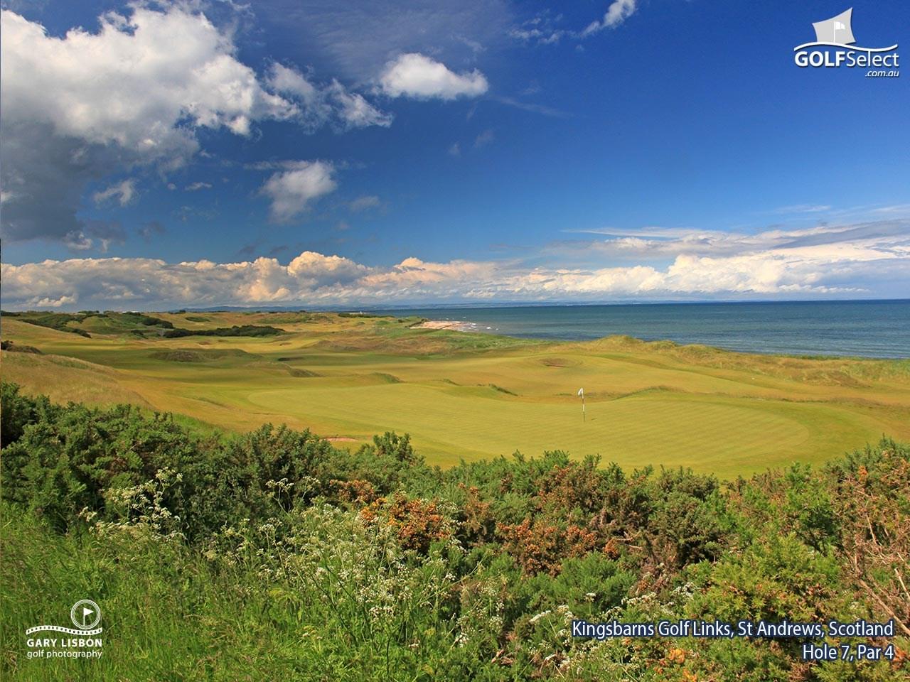 Kingsbarns Golf Links, Kingsbarns, St Andrews, Fife